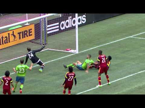 Clint Dempsey Goals, Skills, Highlights for Seattle Sounders