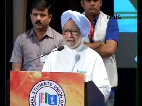 'Make In India' A 'Carbon Copy' Of Upa Initiative- Manmohan Singh