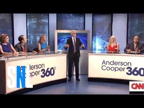 Anderson Cooper 360 - SNL