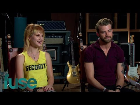 Paramore on losing Jeremy Davis, playing with an ex boyfriend