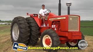 3 Allis Chalmers Muscle Tractors! Big Farm Power - Classic Tractor Fever Tv