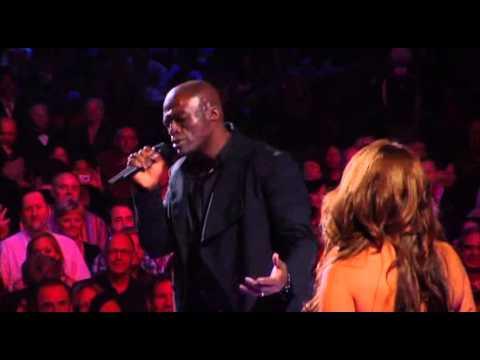 Donna Summer & Seal - Unbreak My Heart  Crazy  On The Radio video