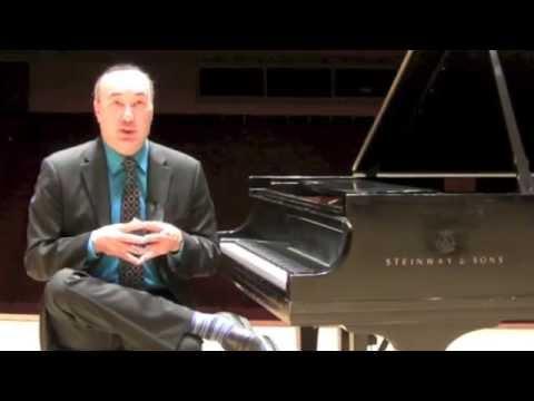 Jon Kimura Parker: Ravel Piano Concerto in G (Concerto Chat)