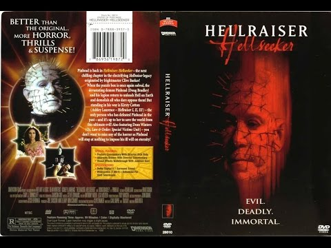 Hellraiser 6: Hellseeker (2002) Movie Review aka RANT