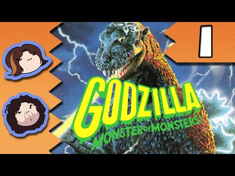 Godzilla Monster of Monsters: Stay Down! - PART 1 - Game Grumps