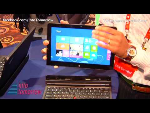 Lenovo ThinkPad Helix Laptop/Tablet Hybrid