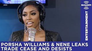 Porsha Williams on Her Cease and Desist With NeNe Leakes