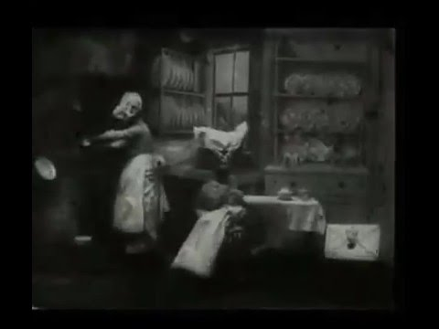 Alice in Wonderland (1903) with electronic score by Itchy Ear
