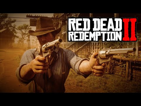 Red Dead Redemption 2 - Official Gameplay Trailer #2