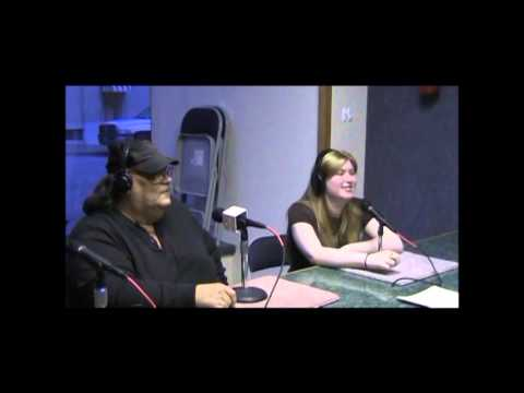 Sara Bennett & Big D Pretendseagle live with Paul Brown @ K O K L Radio am 1240 in Okmulgee, Ok