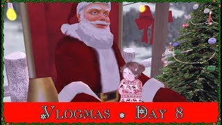 Vlogmas Day 8! The Tree Farm! (Second Life)