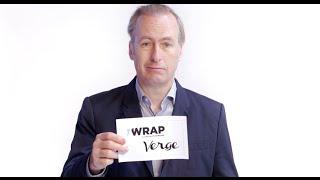 Bob Odenkirk Emmy Breakout: #selfieinterview