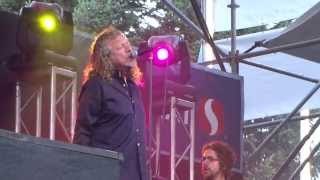 Watch Robert Plant In The Mood video