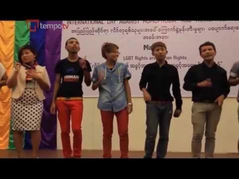 Kaum Gay Myanmar Mulai Muncul video
