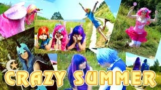 Crazy Summer - My Little Pony Cosplay