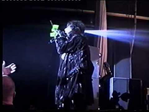 Alice Cooper - live Düsseldorf 1998 - Underground Live TV recording
