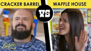 Cracker Barrel vs. Waffle House - Back Porch Bickerin'