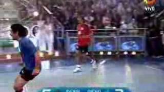 Maradona e Francescoli VS Messi e Tevez