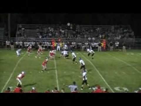 St. Clairsville vs Edison high school football