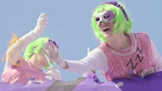 Making Mardi Gras: Take a Ride with the Krewe of Iris