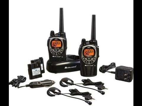 Midland GXT1000VP4 50-Channel FRS/GMRS Review