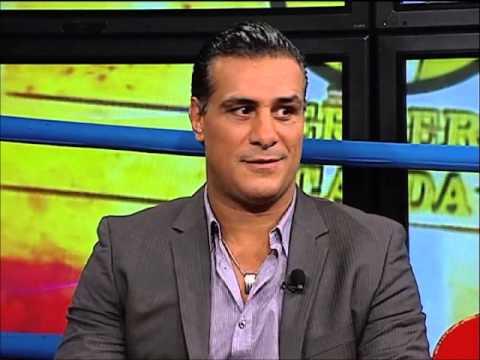 Entrevista con Alberto del Río: Su llegada a WWE y cómo se convirtió en campeón