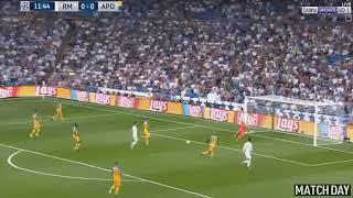 Real Madrid 3 - Apoel 0 | Uefa Champions League | 13/9/2017