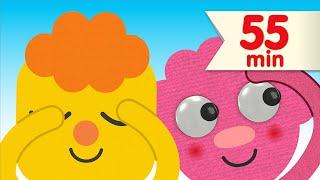 Hide & Seek Song + More | Kids Songs | Super Simple Songs