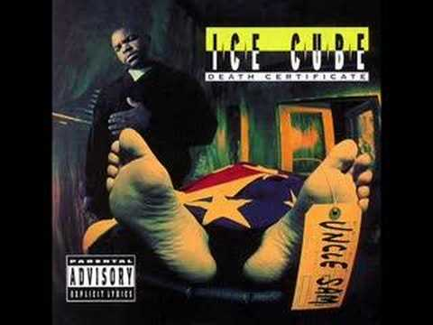Ice Cube - Doing Dumb Shit