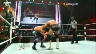 WWE RAW 7/25/2011 PART5/14