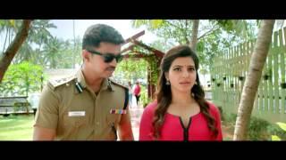 Theri Official Trailer   2K   Vijay, Samantha, Amy Jackson   Atlee   G V Prakash Kumar