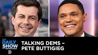 Talking Dems - Pete Buttigieg's Approach to Reparations and Fixing the Economy | The Daily Show