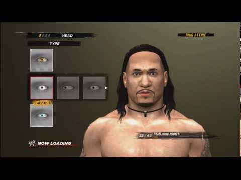 Wwe ´12 - How To Make Jey Uso And Jimmy Uso (the Usos) Tutorial Hd video
