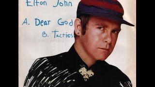 Watch Elton John Dear God video