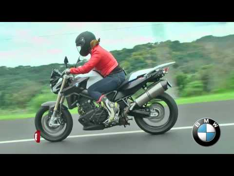 MOTOLIFE: Test Drive BMW 800R