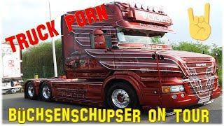 ✌Büchsenschupser-on-Tour✌❌Truck PORN❌⭐ Scania Hauber⭐
