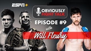 UFC's 1st ESPN + Card Predictions, Will Fleury, Lastest MMA News - OFT #9