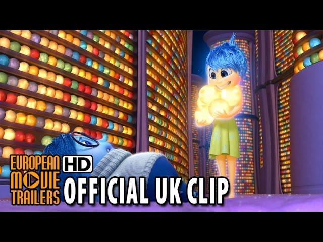 Inside Out UK Movie CLIP 'Long Term Memory' (2015) - Disney Pixar Movie HD