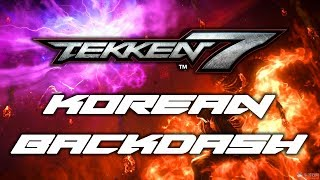 Tekken 7 Guide #3: Korean Backdash Tutorial