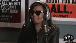 Ashanti talks Sex w/ Nelly, 1st class tickets to Dubai + New XMas Album