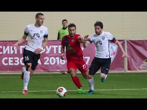 Обзор матча Енисей - Тосно 0:1