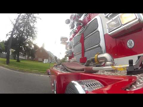 Hyattsville Volunteer Fire Department 2013