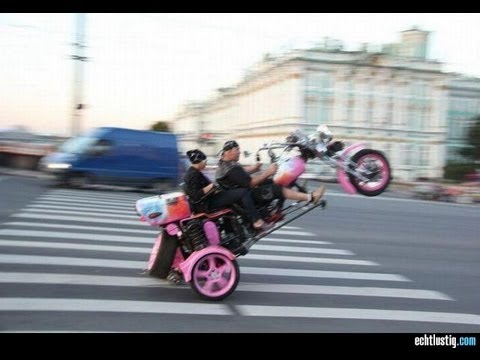 Crash Central - Trike special