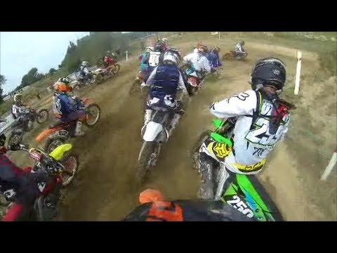Rotorua Schools Motocross 2014 race 3