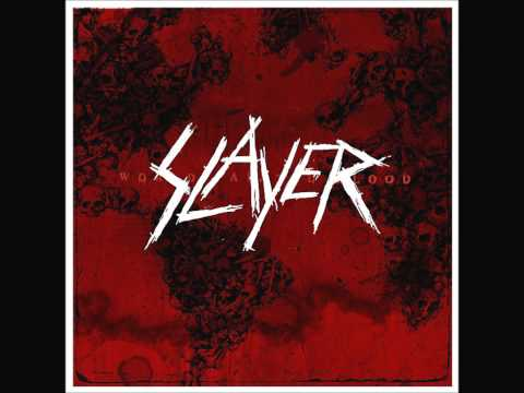 Slayer - World Painted Blood [Full Album]