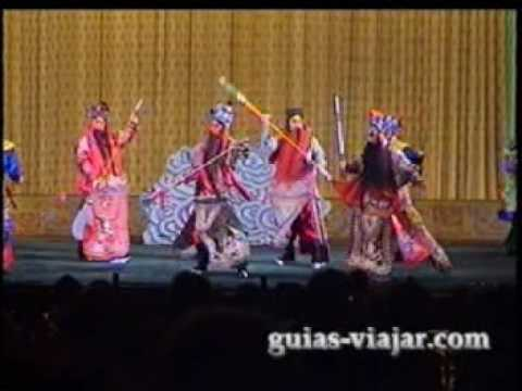 Opera China En Pekín - Chinese Opera In Beijing video