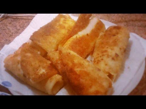 KrokietKast #0: z ryżem, pomidorem i cebulą