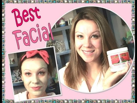 ❤ Best At Home Facial for Fighting Acne, Wrinkles and Diminishing Pores ❤