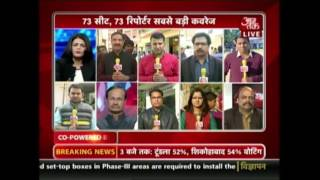 Exclusive Coverage On First Phase Of UP Election