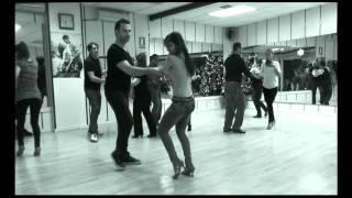 CLASE DE BACHATA BASI Y DEISY www.bailesurmadrid.com